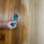 Warto bejcować drewno?