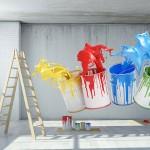 Czym malować posadzki betonowe, np. w garażu?