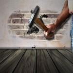 Jak wygładzić ściany przed malowaniem?